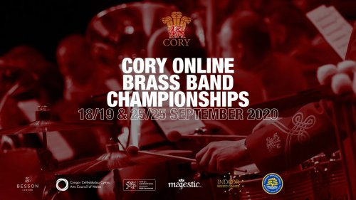The Cory Online Brass Band Championships 2020 image